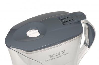 Inne rodzaje Dzbanek alkalizujący Biocera, jonizator wody przenośny BV41