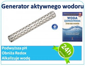 Generator wodoru do wody - Water Stick H01